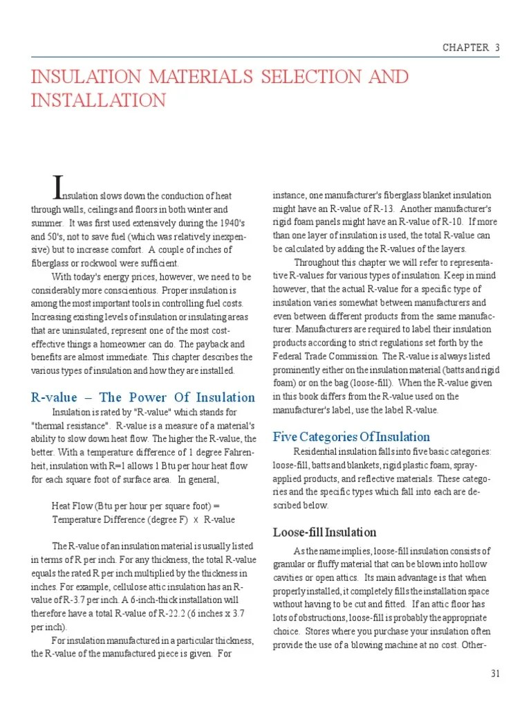 Rigid Insulation Types Handbook Insulation Building Insulation Basement