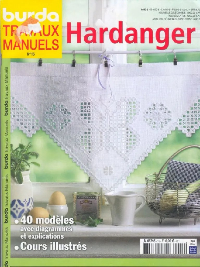 Tjc Interieur Hardanger Burda No 15 671 Views