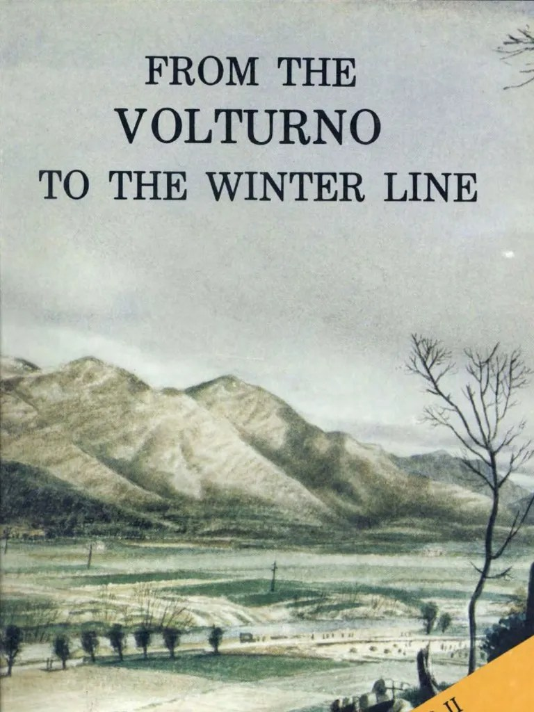 Camino Island Livro From Volturno To The Winter Line Italian Campaign World War Ii