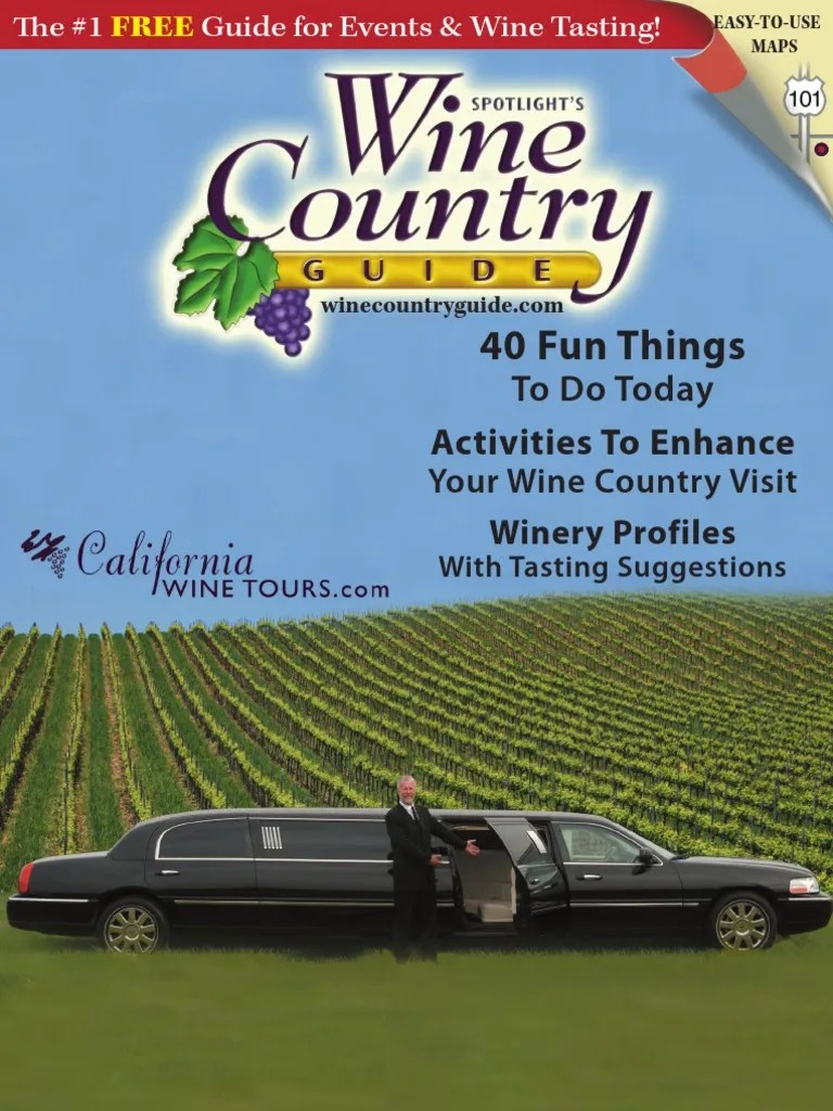 Chianti Cucina Novato Ca 94945 Spotlight S Wine Country Guide October 2011 Napa Valley Ava