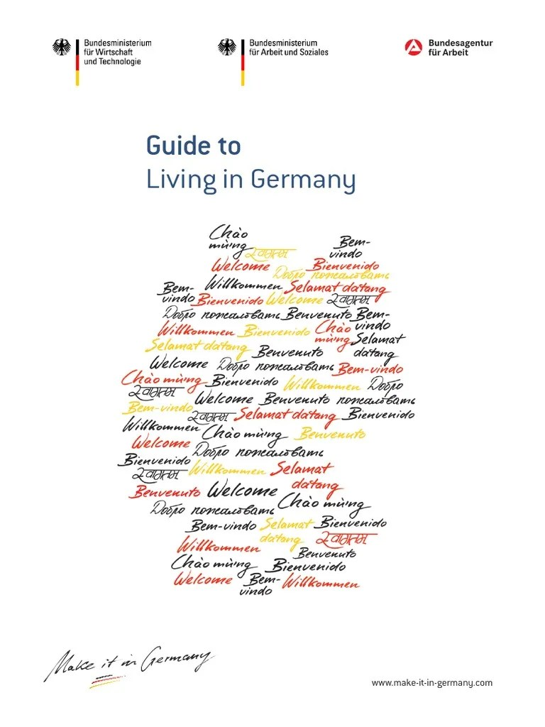 Guide To Living In Germany Vehicle Insurance Insurance