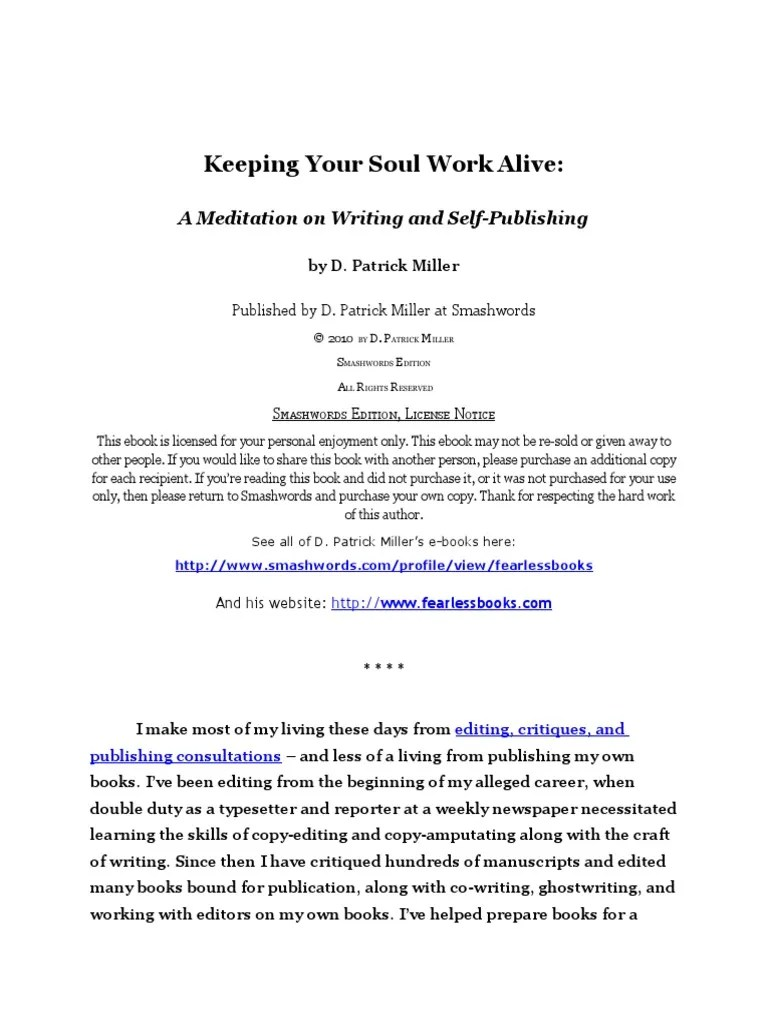 Mientras Te Olvido Libro Pdf Keeping Your Soul Work Alive A Meditation On Writing And Self