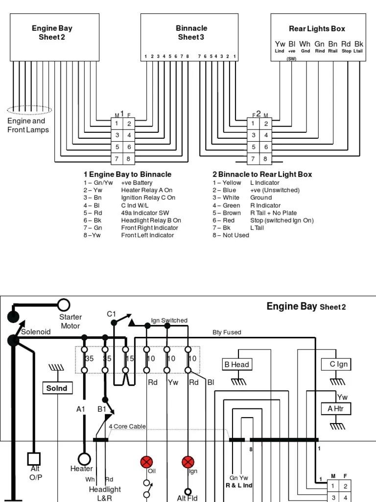 golden motor wiring diagram