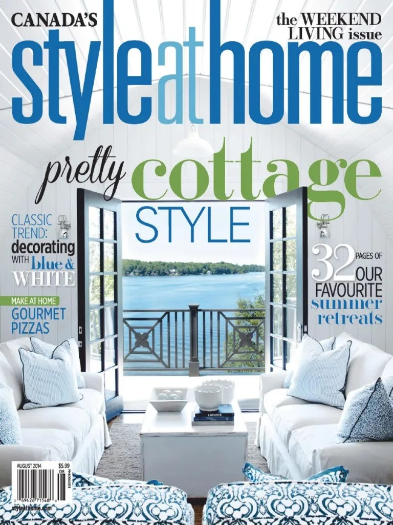 Style At Home August 2014 Ca Mail Fuel Economy In Automobiles