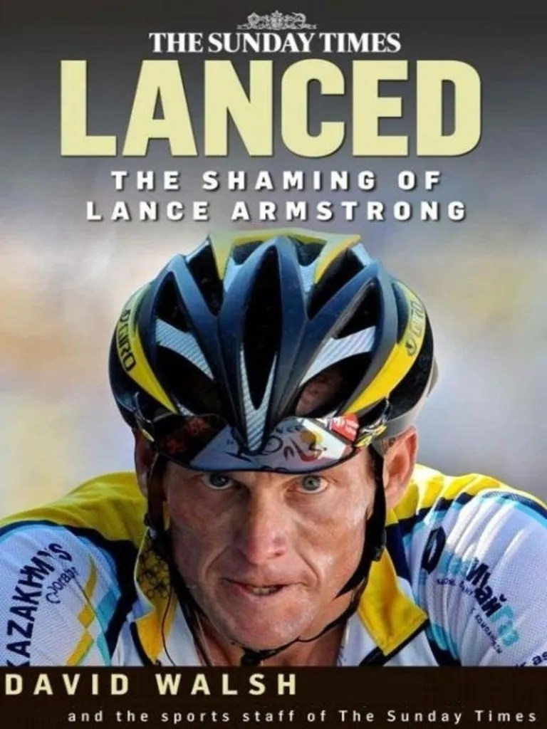 Lance Armstrong Libros Lanced Doping In Sport Tour De France