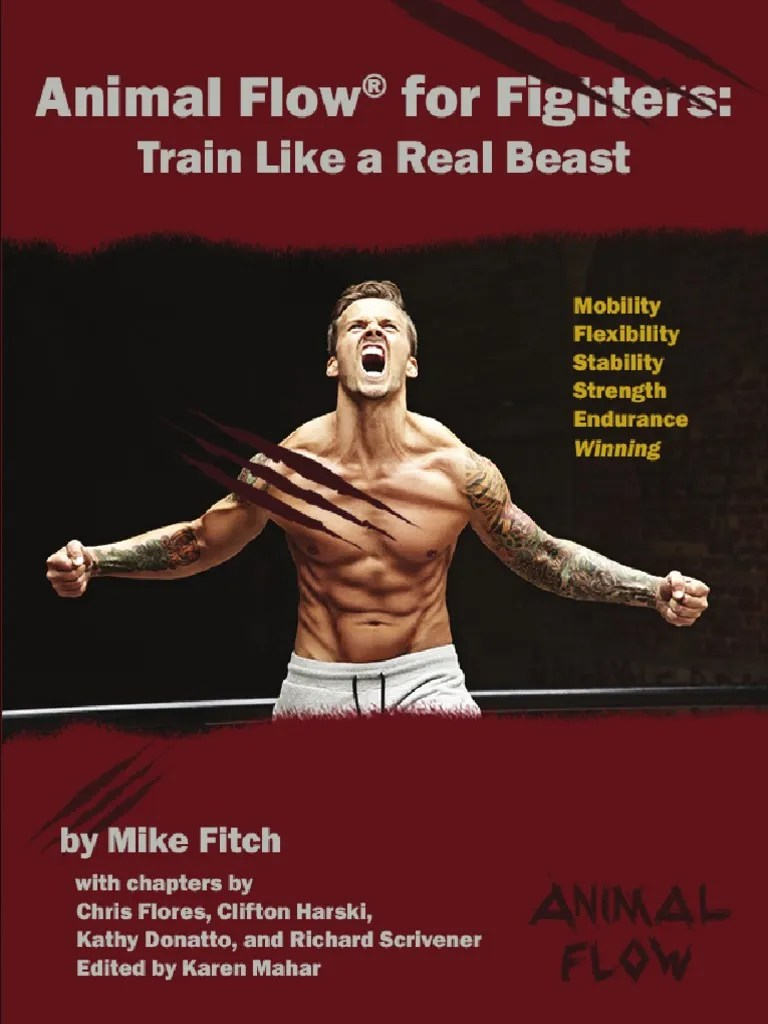 Libros De Kick Boxing Pdf Gratis Animal Flow For Fighters Anatomical Terms Of Motion Physical