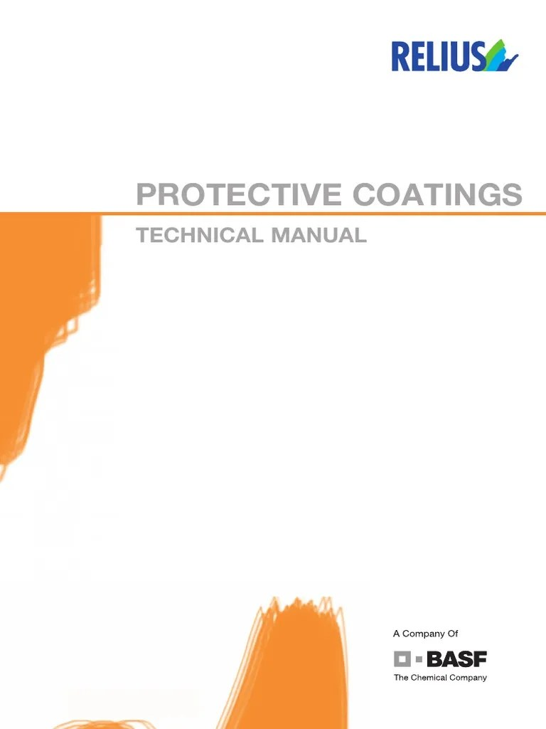 Gfk Pool Astra Technical Manual Protective Coatings Galvanization Paint