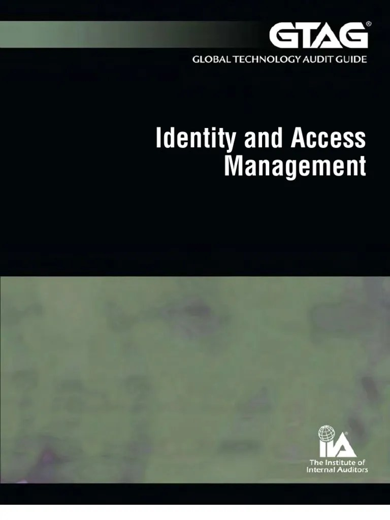 Tivoli Access Manager Force Password Change Gtag 9 Identity And Access Management 11 07 Access Control
