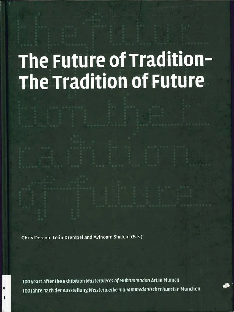 The Future Of Tradition 2 Pdf