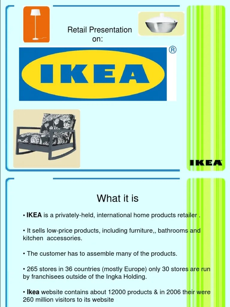 Ikea Grenoble Catalogue Ikea Analysis Supply Chain Retail