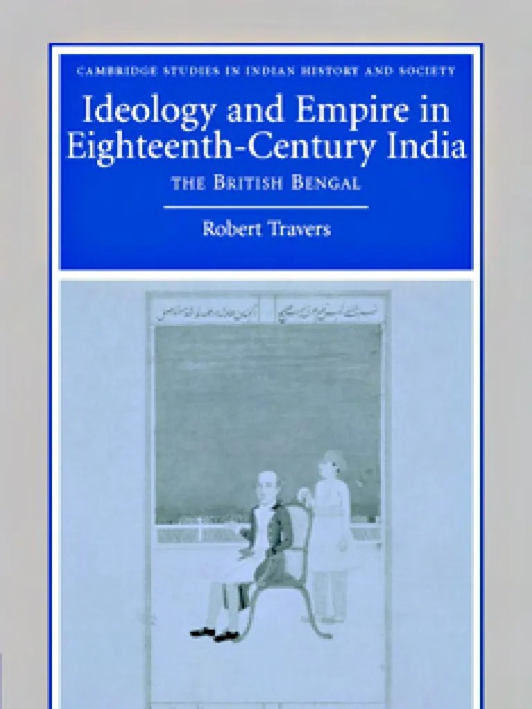 Define Diwani Rights Ideology And Empire In Eighteenth Century India British Raj