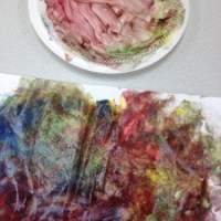 Fingerpainting, Pulling Weeds, and Getting Our Hands Dirty