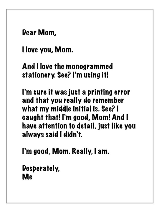 How To Write a Thank-You Note \u2013 I Miss You When I Blink - sample mom thank you letter