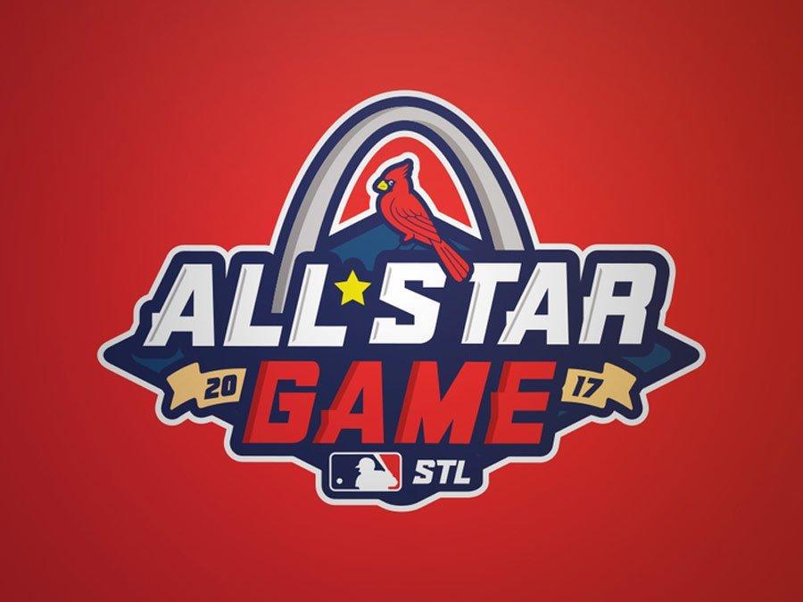 30 Major League Baseball Logos if Each City Awarded 2017 All Star Game