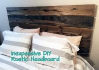 Diy Wood Headboard Projects | Diydry.co