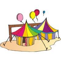 Disegno di Il Circo a colori per bambini ...