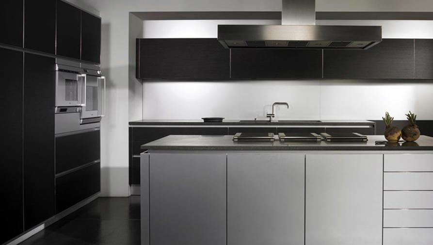 Aluminium Küche