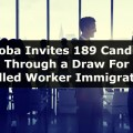Manitoba Skilled Worker Immigration
