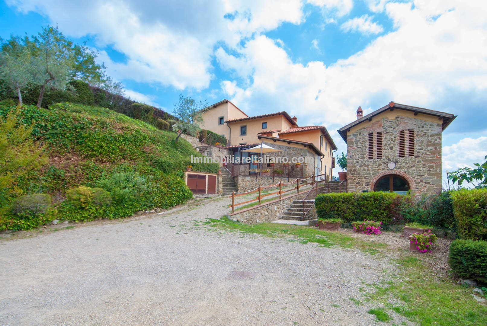 Italian Farmhouses For Sale Tuscan Farmhouse Agriturismo For Sale Immobiliare Italiano