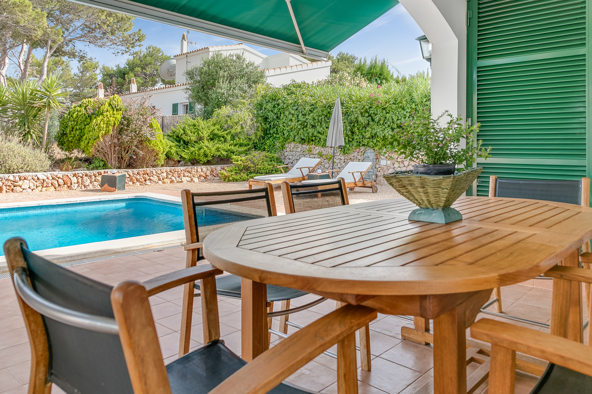 Lounge Gartenmöbel Porta Beautiful Spacious House With Pool In Pleasant Addaia Purchase