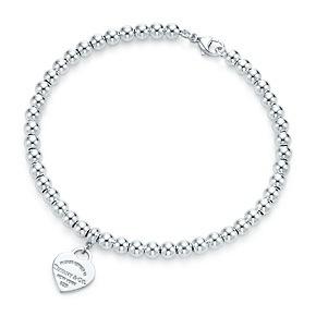 Fab Giveaway Beaded Silver Bracelet