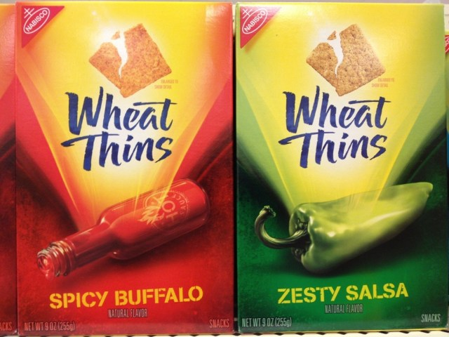 Buffalo Salsa Wheat Thins