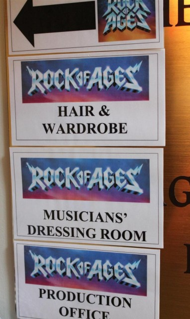 Rock of Ages Broadway Mr. Fab Make It Happen (7)