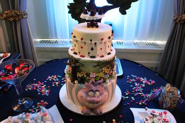 Alice in Wonderland Themed party PalliserCalgary Mr FAB (12)