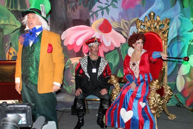 Alice in Wonderland Themed party PalliserCalgary Mr FAB (4)