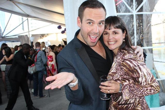 Lisa Edge Models and Mr. Fab Ryan