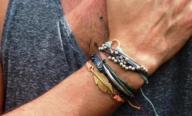 Pura Vida Bracelets Fashion Arm Party (4)