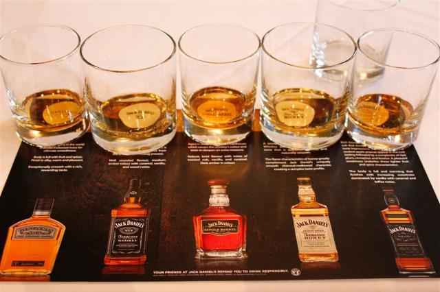 Jack Daniels Dinner Party (2)