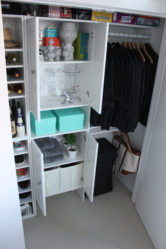 HomeDepot Closetmaid Selective DIY makeover Closet (1)