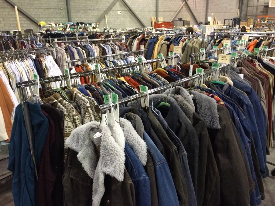 FARGO FX Set Clothing Wardrobe Actor