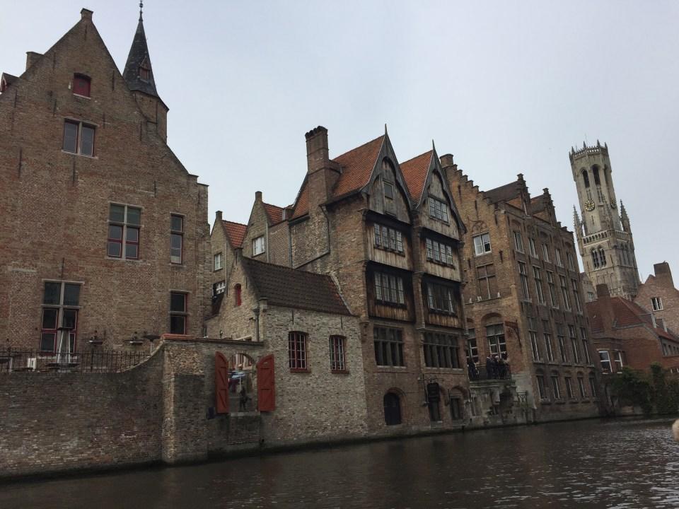 Brugge_Architecture