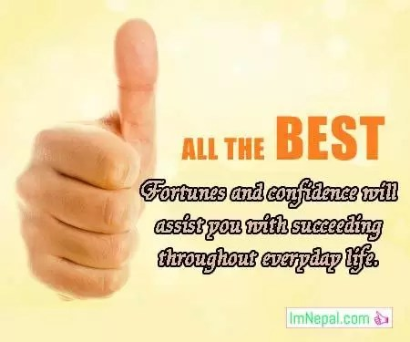 All The Best Wishes, Messages  Quotes Collection With Images