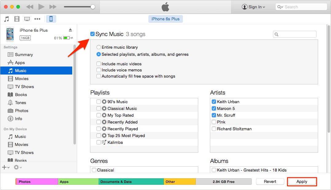 Tip Transfer Music From Laptop To Iphone With Without Itunes