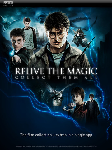 Ios 11 Hd Wallpaper Download Harry Potter Movies To Your Iphone And Ipad With
