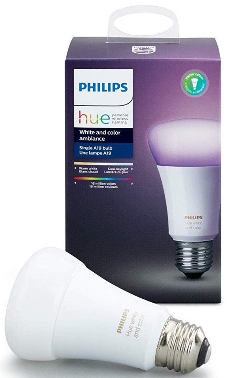 Hue Fitting How To Replace The Bulb In The Philips Hue Inara Outdoor Wall