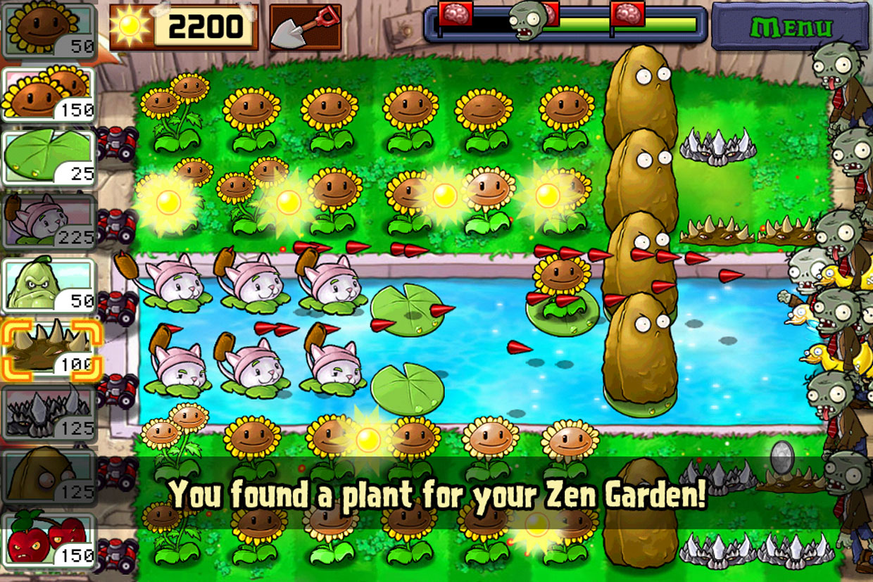 Zen Garten Plants Vs Zombies Plants Vs Zombies Top 10 Pvz Tips Hints And Cheats Imore