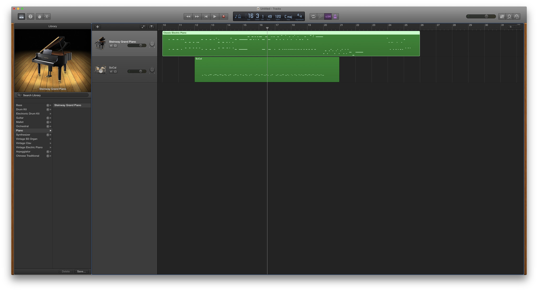 Garageband Na Pc Best Music Editing Apps For Mac Imore