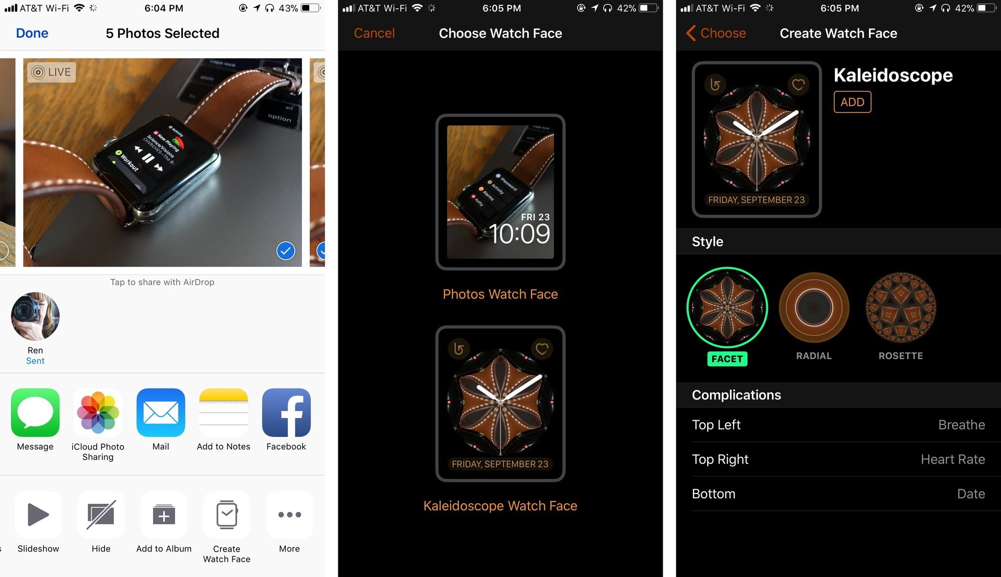 Apps That Let You Design A House How To Use The Kaleidoscope Watch Face On Your Apple Watch