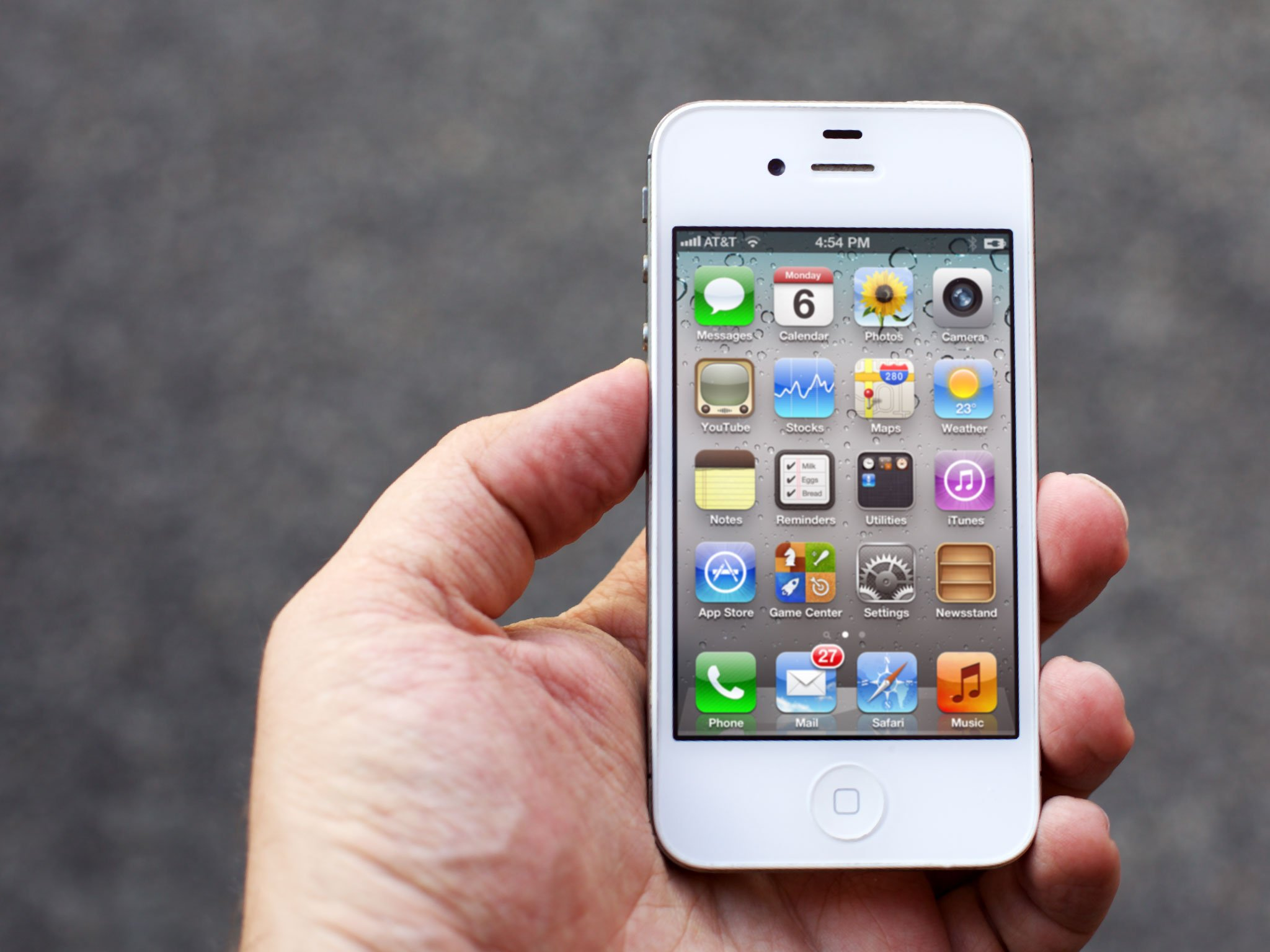 Iphone 4s History Of Iphone 4s The Most Amazing Iphone Yet Imore