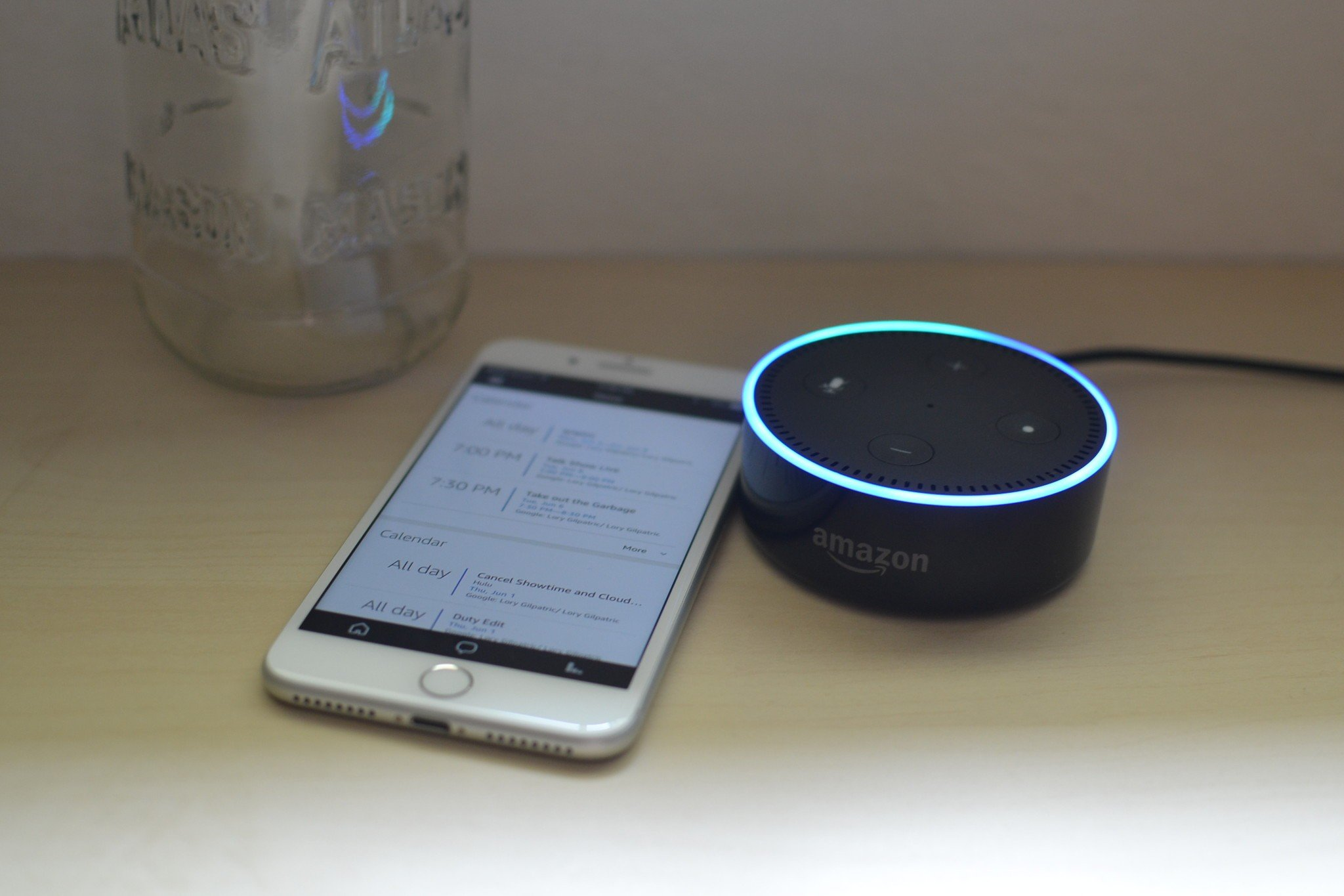 Echo Dot Installation How To Add Your Icloud Calendar To Amazon Echo Imore