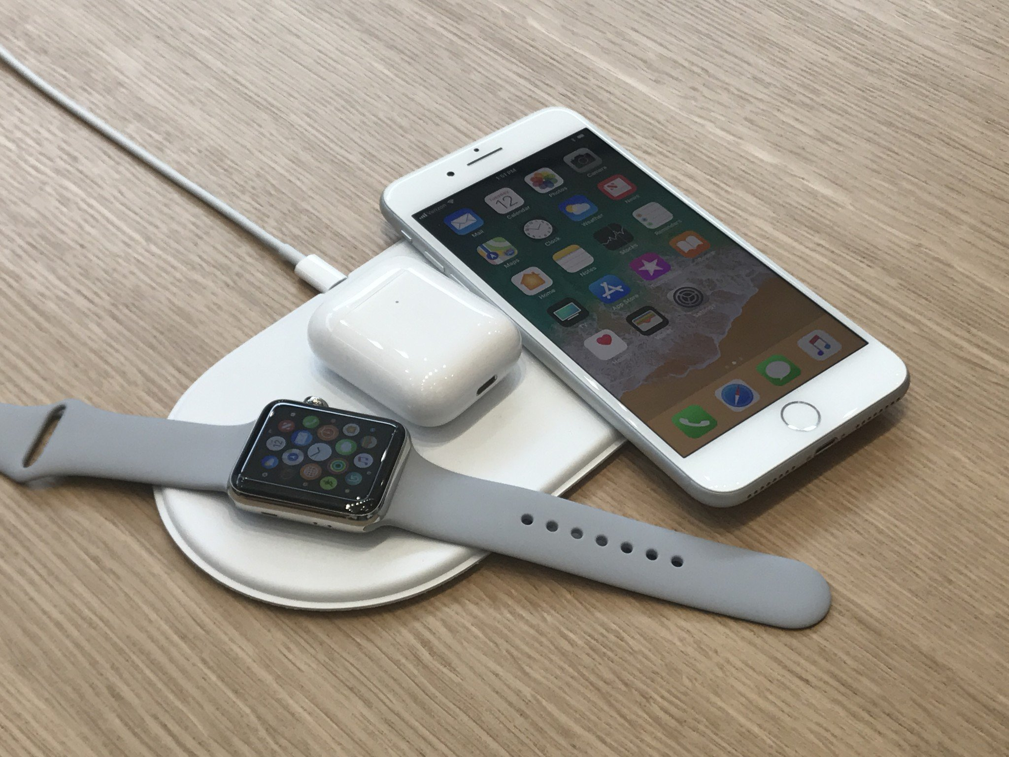 Iphone Cordless Charger Does Qi Wireless Charging Work With A Case Imore