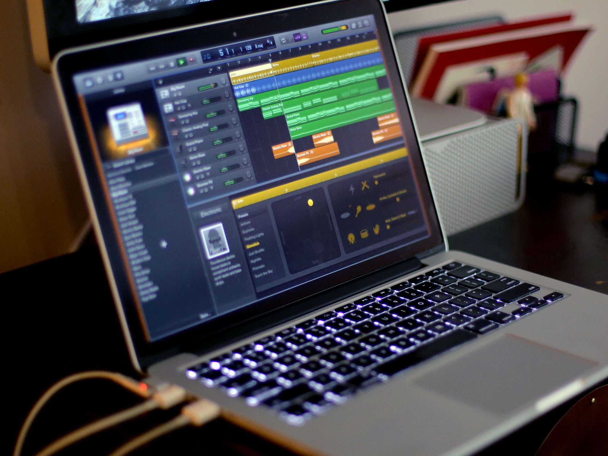 Garageband Loops Garageband For Mac Gets New Loops And Music Memos Support Imore