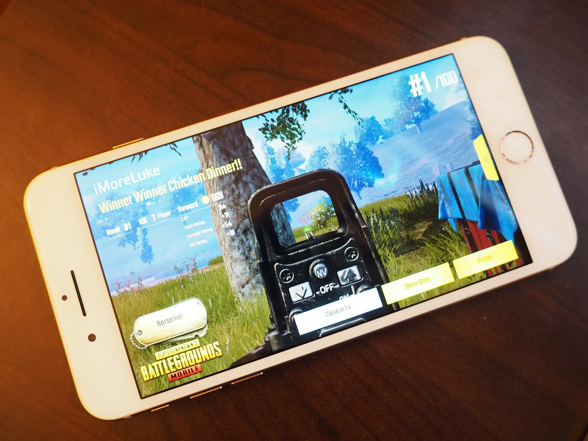 Iphone Mobile How To Play Pubg Mobile With Your Friends Imore