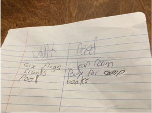 Kids to Get Things Done in the Summer