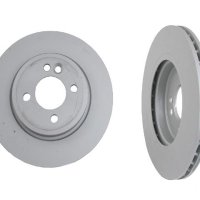 ZIMMERMANN FRONT BRAKE ROTOR MINI COOPER 2001-2006