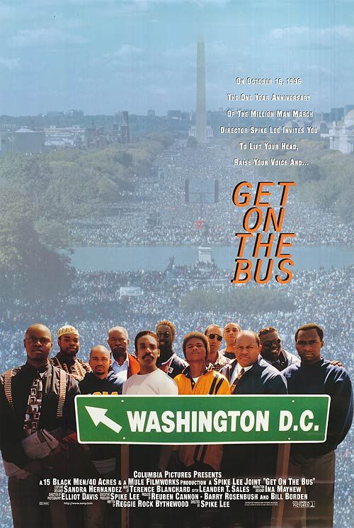 24 Movie Online Get On The Bus Movie Poster - Imp Awards